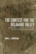 The Contest for the Delaware Valley cover