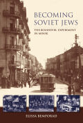 Becoming Soviet Jews Cover