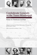 Confederate Generals in the Trans-Mississippi, vol. 1 Cover