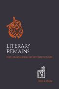 Literary Remains Cover
