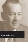 A Political Companion to John Steinbeck Cover