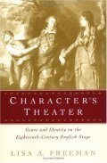 Character's Theater cover