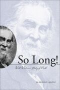 So Long! Walt Whitman's Poetry of Death