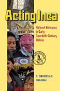 Acting Inca Cover