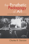 Prosthetic Pedagogy of Art, The Cover