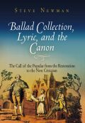Ballad Collection, Lyric, and the Canon Cover