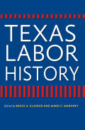Texas Labor History cover