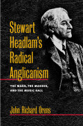 Stewart Headlam's Radical Anglicanism Cover