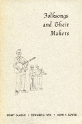 Folksongs and Their Makers cover