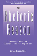 The Rhetoric of Reason Cover