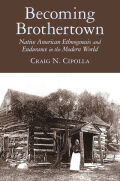 Becoming Brothertown Cover