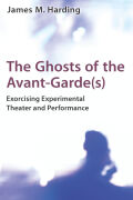 The Ghosts of the Avant-Garde(s) Cover
