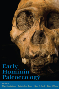 Early Hominin Paleoecology Cover