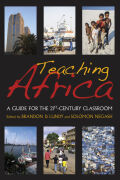 Teaching Africa cover