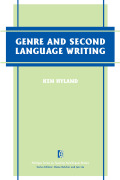 Genre and Second Language Writing Cover