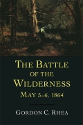 The Battle of the Wilderness, May 5–6, 1864 Cover