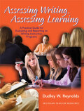 Assessing Writing, Assessing Learning Cover