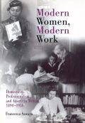 Modern Women, Modern Work Cover