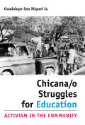 Chicana/o Struggles for Education Cover