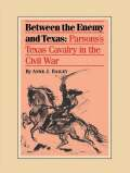 Between the Enemy and Texas Cover