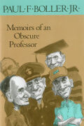 Memoirs of an Obscure Professor Cover