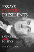 Essays on the Presidents Cover