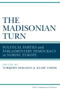 The Madisonian Turn Cover