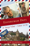 Edinburgh Days, or Doing What I Want to Do Cover