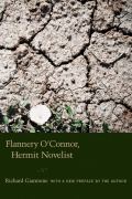 Flannery O'Connor, Hermit Novelist cover