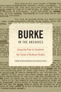 Burke in the Archives Cover