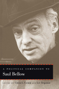 A Political Companion to Saul Bellow Cover