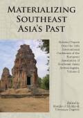 Materializing Southeast Asia's Past Cover