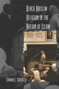 Black Muslim Religion in the Nation of Islam, 1960-1975 Cover