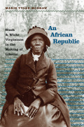 An African Republic Cover