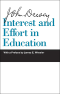 Interest and Effort in Education Cover