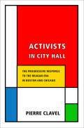 Activists in City Hall Cover