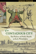The Contagious City Cover