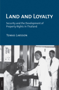 Land and Loyalty Cover