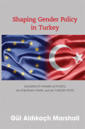 Shaping Gender Policy in Turkey: Grassroots Women Activists, the European Union, and the Turkish State