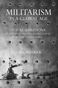 Militarism in a Global Age Cover