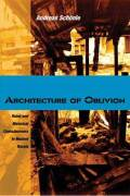 Architecture of Oblivion Cover