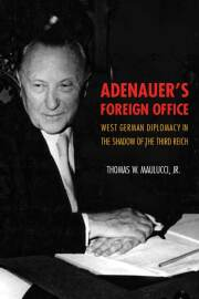 Adenauer's Foreign Office