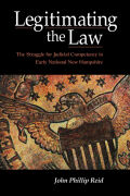 Legitimating the Law Cover