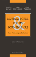 Musical Form, Forms & Formenlehre  - paperback cover