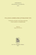 Cui dono lepidum novum libellum: Dedicating Latin Works and Motets in the Sixteenth Century