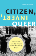 Citizen, Invert, Queer Cover