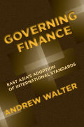 Governing Finance cover