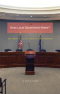 Does Local Government Matter? Cover