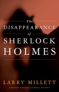 Disappearance of Sherlock Holmes cover