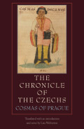 The Chronicle of the Czechs Cover